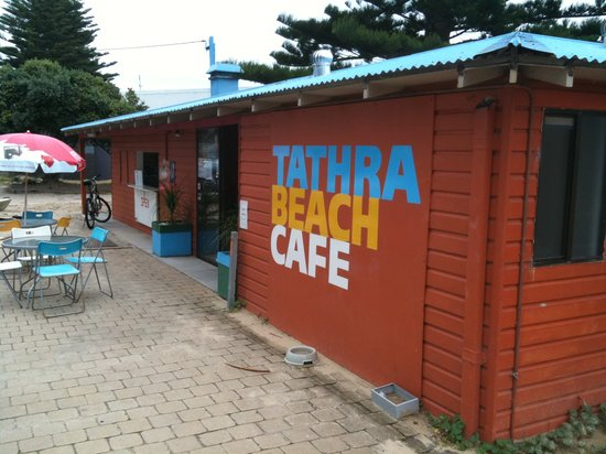 Tathra Australia  City new picture : Tathra Beach Cafe is a welcome oasis Picture of Tathra Beach Cafe ...