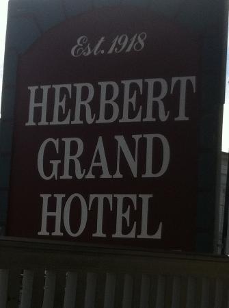 Herbert Grand Hotel: herbert grand