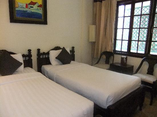 Quoc Hoa Hotel Hanoi: 部屋