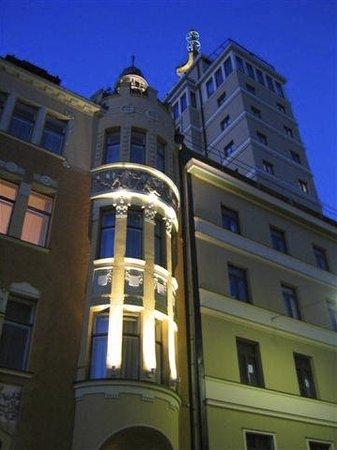 Solo Sokos Hotel Torni: Hotel Torni