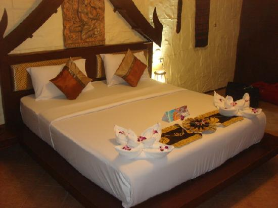 Boomerang Village Resort: room on arrival