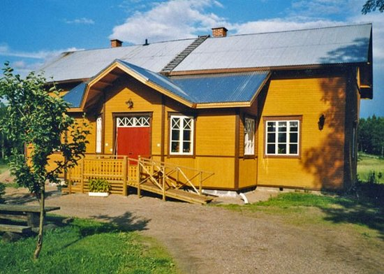 Mantta-Vilppula, Finland: Päärakennus