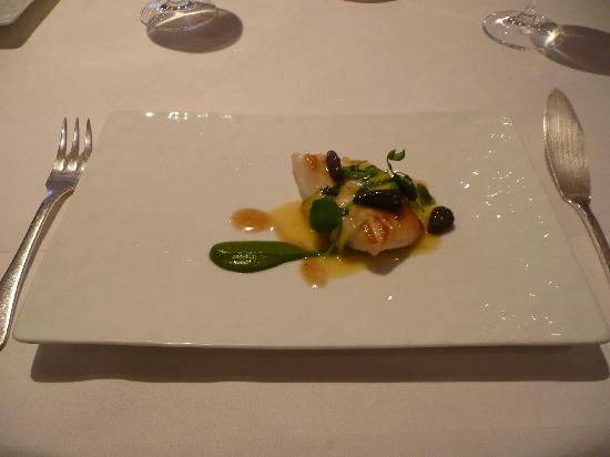Restaurant Gordon Ramsay: Tantalising Turbot