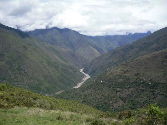Yellow River: abra malaga vers santa maria