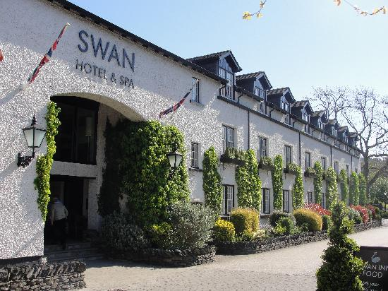 The Swan Hotel And Spa Newby Bridge