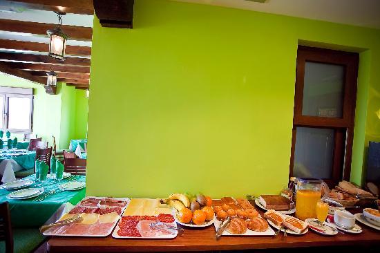 Hotel- Spa Verdemar: Nuestros desayunos