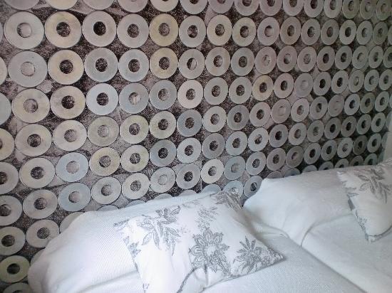 Jardin Secreto: la cama de la hab 5