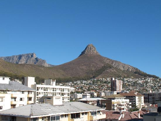 The Hyde All-Suite Hotel: Vista Lion's Head dal tetto dell'hotel