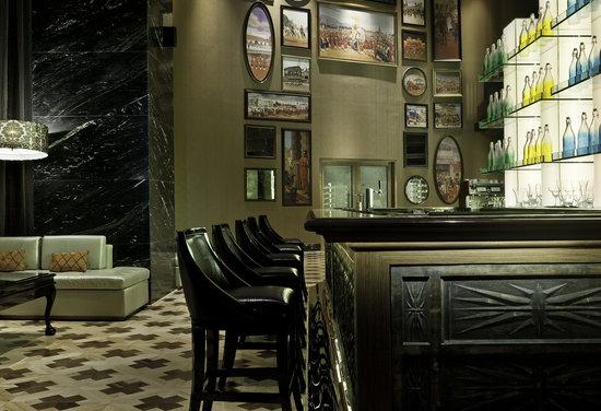 Sheraton Grand Bangalore Hotel at Brigade Gateway: Durbar