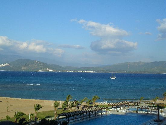 Venosa Beach Resort & Spa: view from balcony 1420
