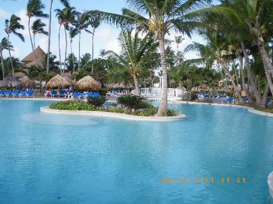 VIK Hotel Arena Blanca: Pool area