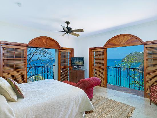 Cap Maison: Villa Suite Bedroom