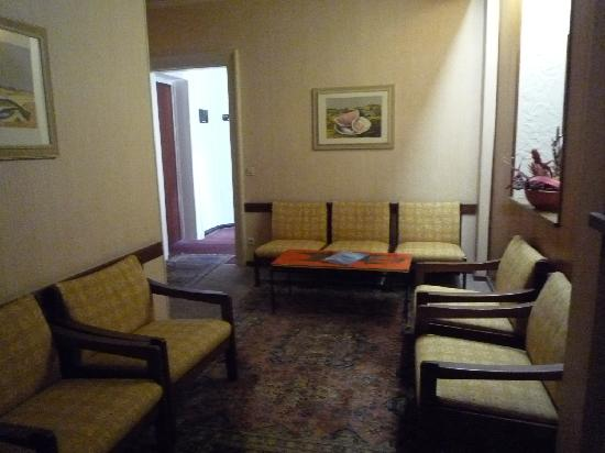 Hotel-Restaurant Italia: hall