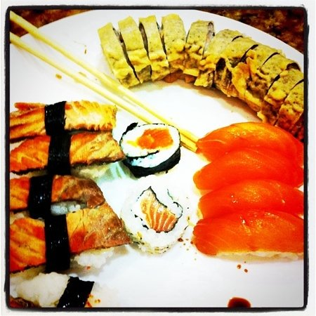 Couve Flor : Japanese food.