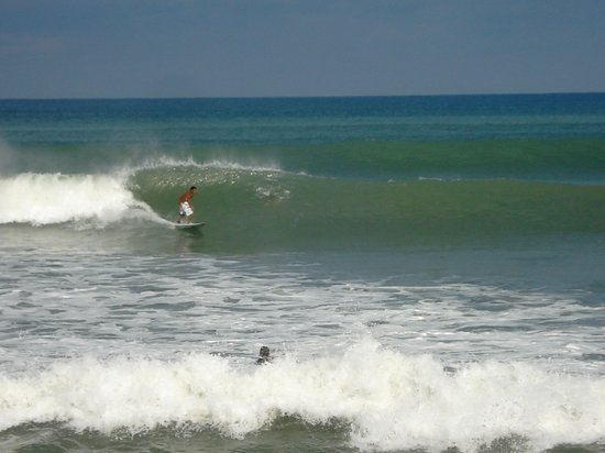 Montezuma Surf School with Chris Johnson