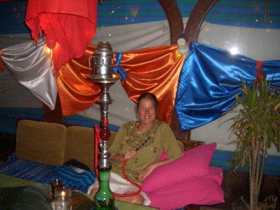 Friends: daily shisha and egyptian tea