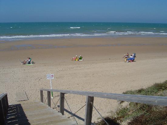 Rota, Spagna: Playa de Costa Ballena