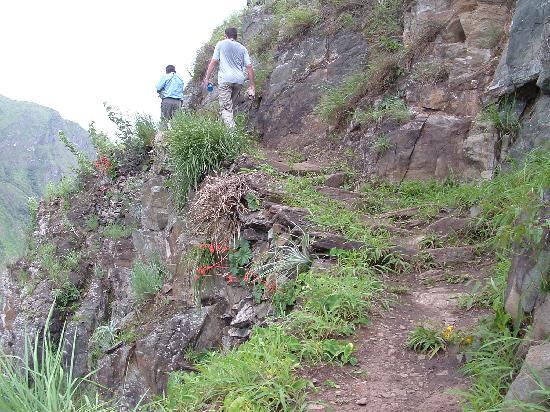 Machu Picchu, Perú: chemin inca