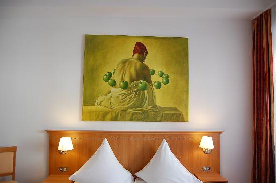 Hotel Mohren Post: Zimmer