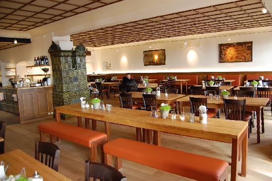 Hotel Mohren Post: Gasthaus - Cafe