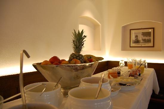 Hotel Mohren Post: Frühstück