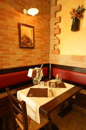 La Taverna del Mago : il nostro tavolo