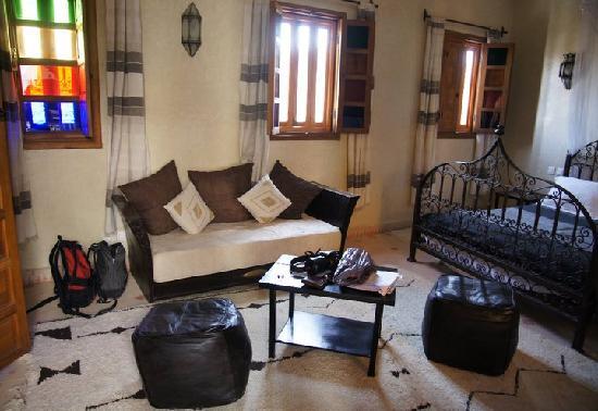Riad Awinati: suite