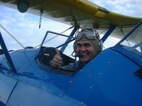 Winter Haven, FL: Biplane Rides