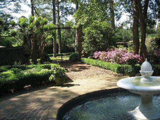 Roanoke Island, Carolina del Norte: Elizabethan Gardens