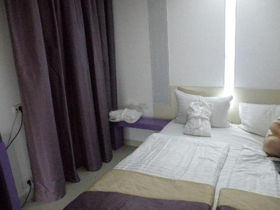 Hotel Christina: cama