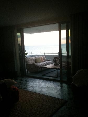 Soho Beach House : Beach side 1 room