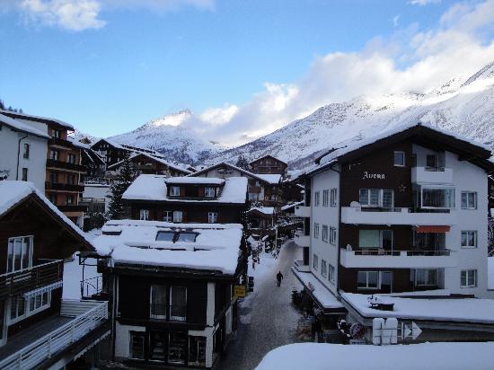 Hotel du Glacier: Saas Fee