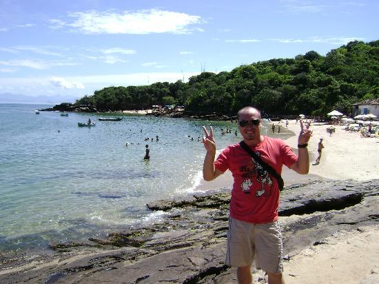 Azeda Beach: Azeda y Azedinha
