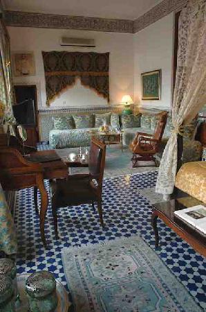 La Maison Bleue : Suite