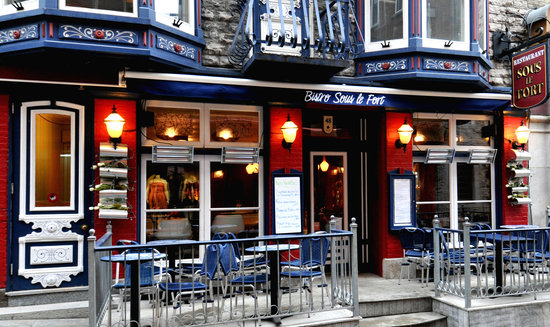 Breakfast Restaurants In Old Quebec City