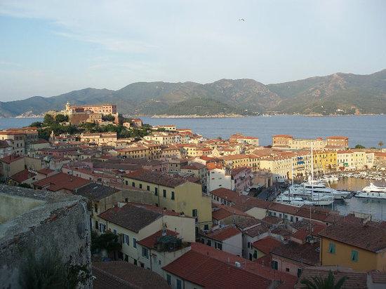 Elba, Italië: Portoferraio