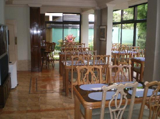Hotel Bresciani: Restaurante