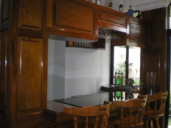Hotel Bresciani: Bar