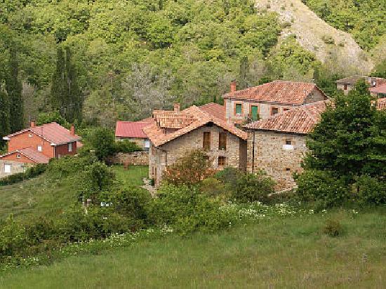 Robledo de la Guzpena, Spagna: Vista de La Venta del Alma