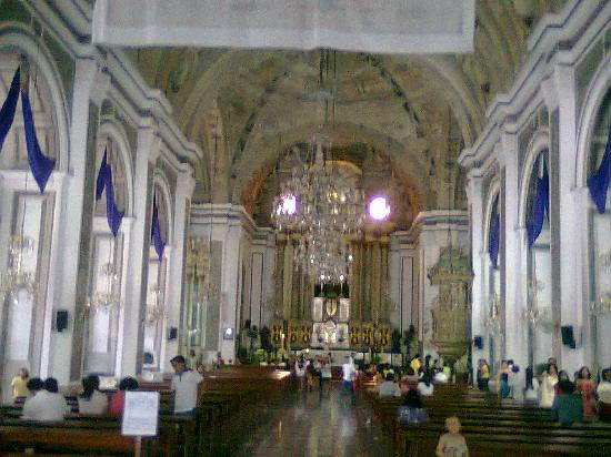 Baroque Churches of the Philippines: san agustin church