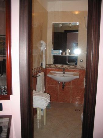 Olimpic: bagno in camera