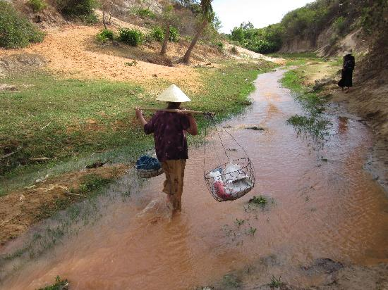 Mui Ne, Vietnam: Fairy Stream 03