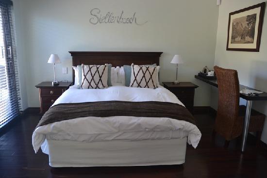 Keren's Vine: Stellenbosch Room