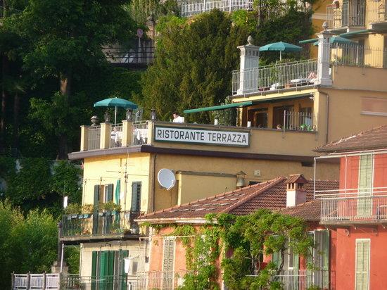 Ristorante La Vista: The Terazza