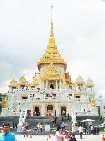 Wat Traimit Templo Del Buda De Oro De 5 Toneladas De