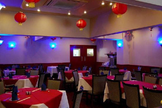 Paramount Chinese Restaurant: The restaurant