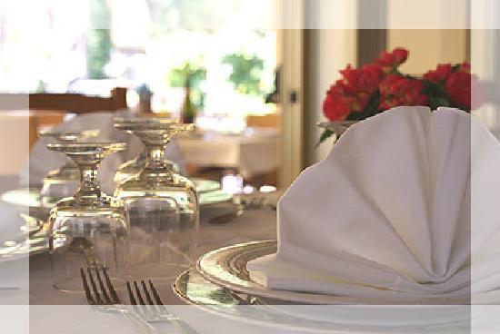 Hotel Consul : Il ristorante