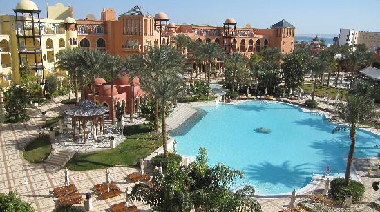 The Grand Resort Hurghada: Piscine
