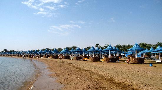 The Grand Resort Hurghada: Plage