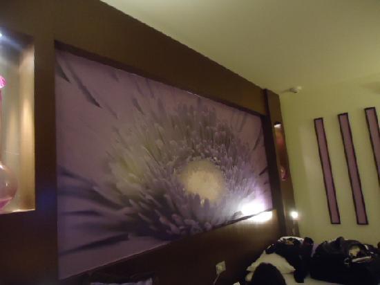 Hotel Riu Plaza Panama: Habitacion Lila
